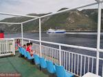 Op de boot van Ithaca (Ithaki) naar Kefalonia - Foto 106
